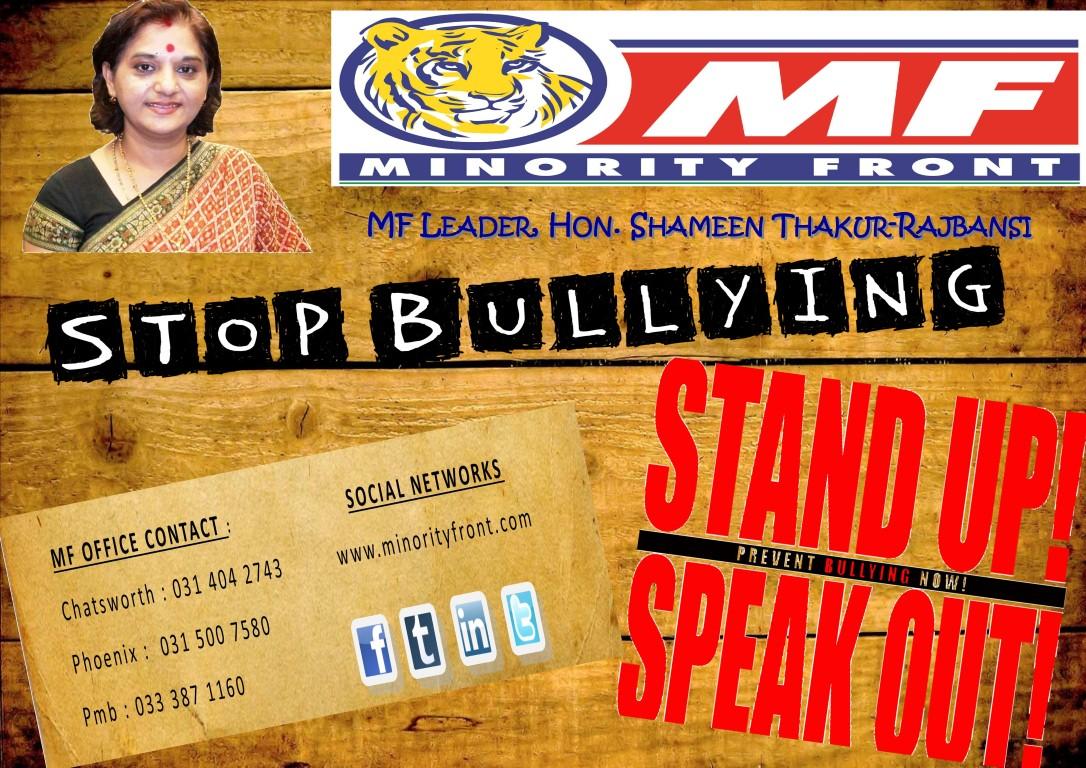 stop bullying (Medium)