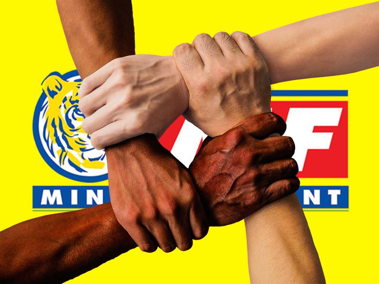 Minority Front Unites
