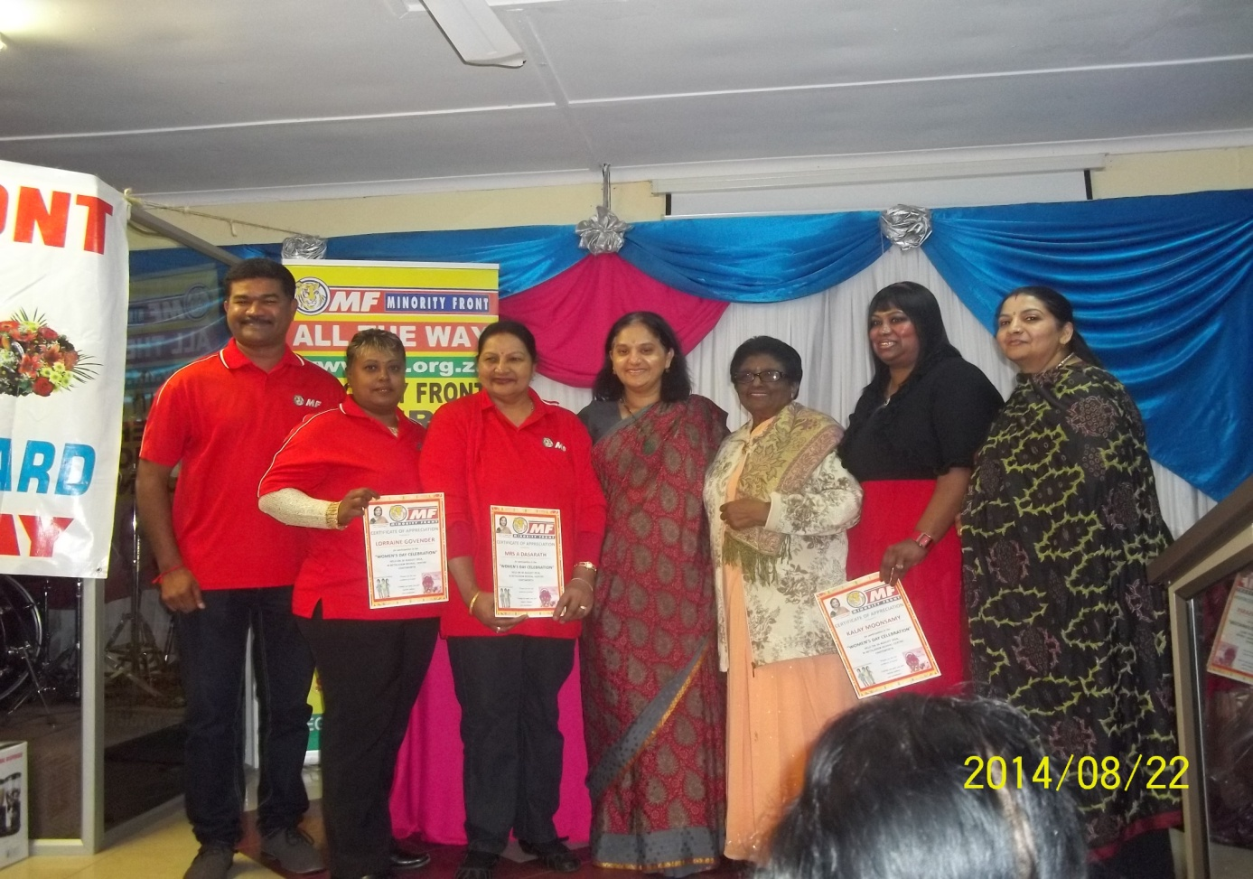 MF Women's Day Celebration