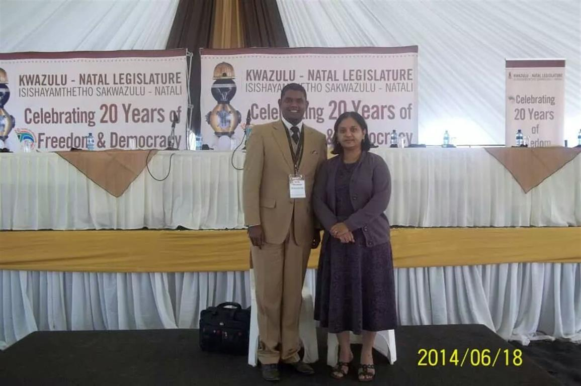 MF Leader Pushes Youth Parliament Resolutions