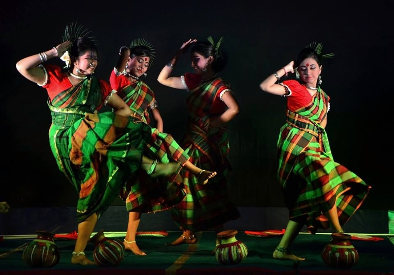 Message: School Of Classical Dance and The Holistic Benefit To Students