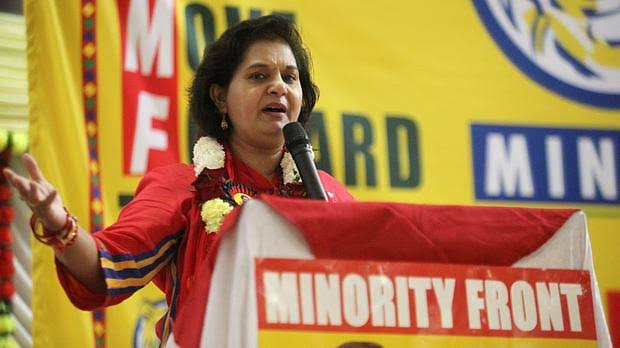 MF Slams DA at Manifesto Launch – Public Eye