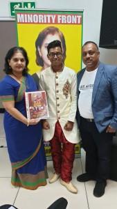 MF Leader Supports Avijay Harichund