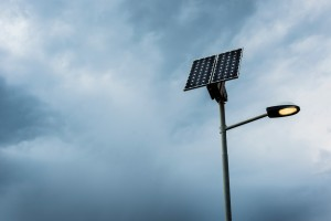 MF Councillor Tackles Street Lighting Challenge
