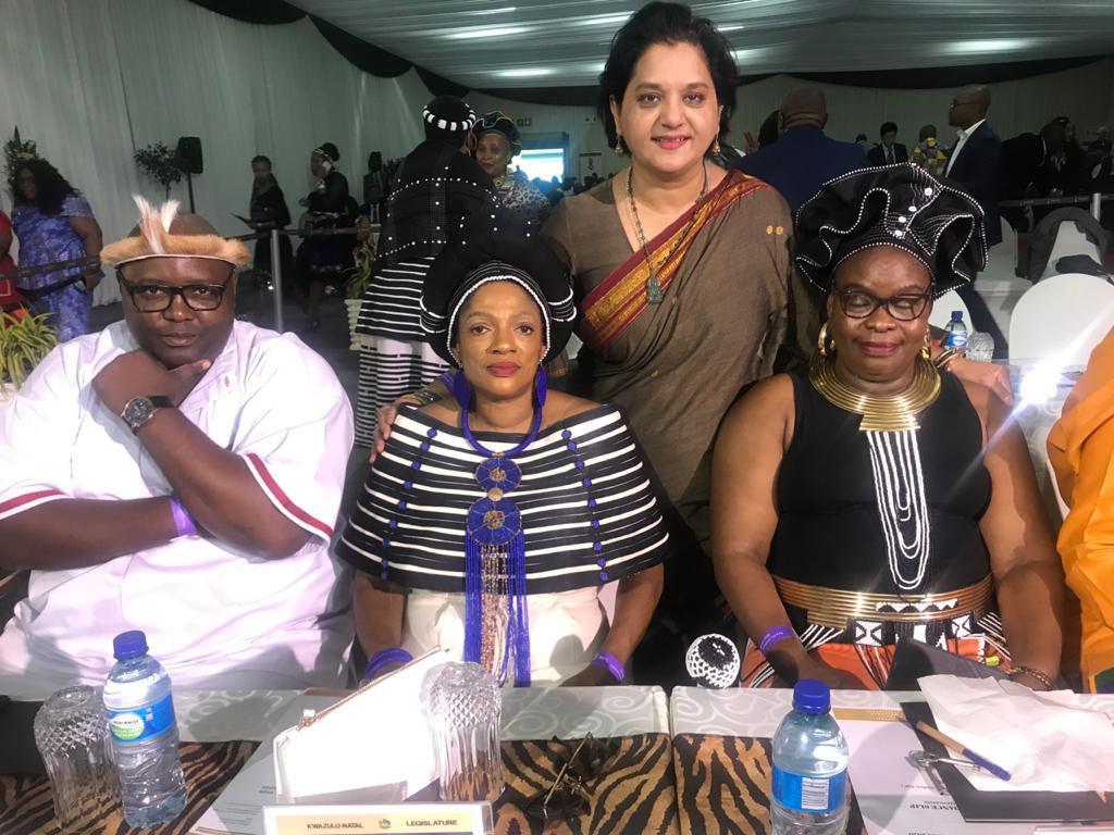 Official Opening of the Sixth KwaZulu Natal Legislature 2020