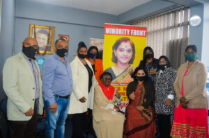 Minority Front Opens Constituency Office In Chatsworth